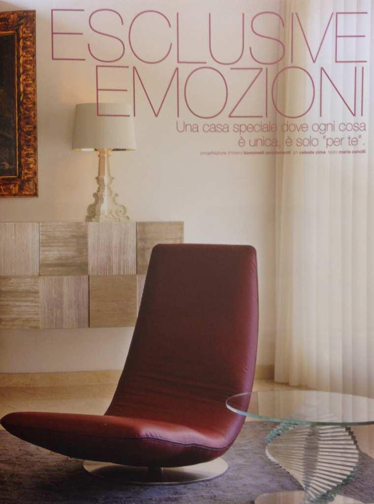 Dentro casa milanomondo for Vergani arredamenti
