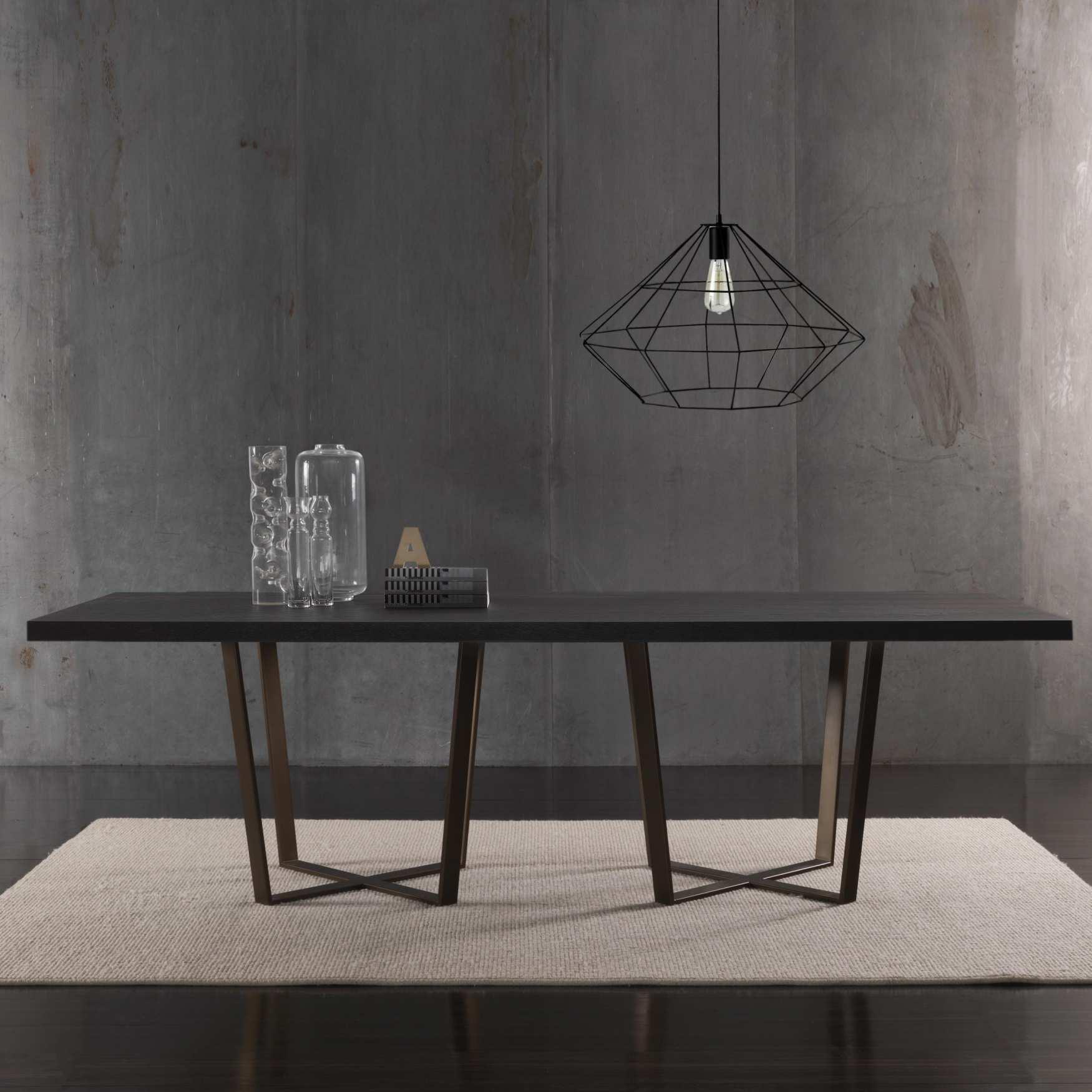 Rectangular Table Geronimo Rettangolare