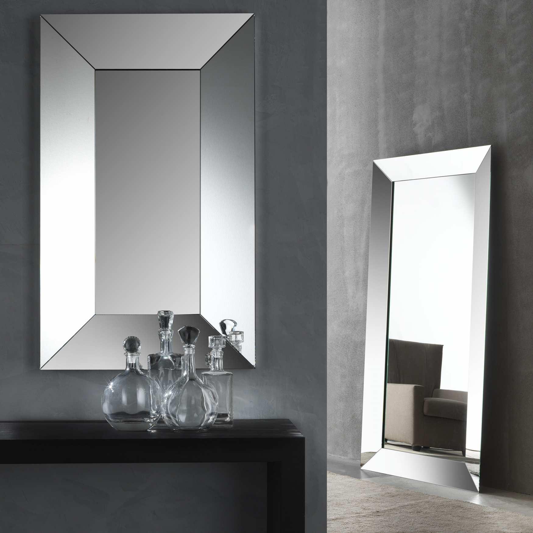 Specchio moderno luxor milanomondo - Mobili a specchio ...