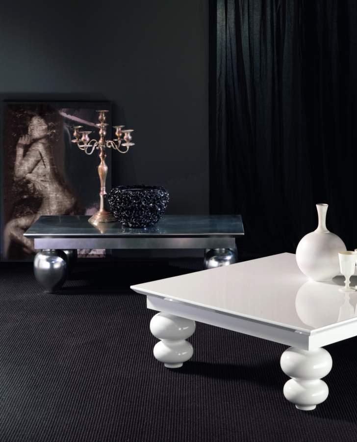 Tavolino da caff gambe tornite super shell milanomondo for Vergani arredamenti