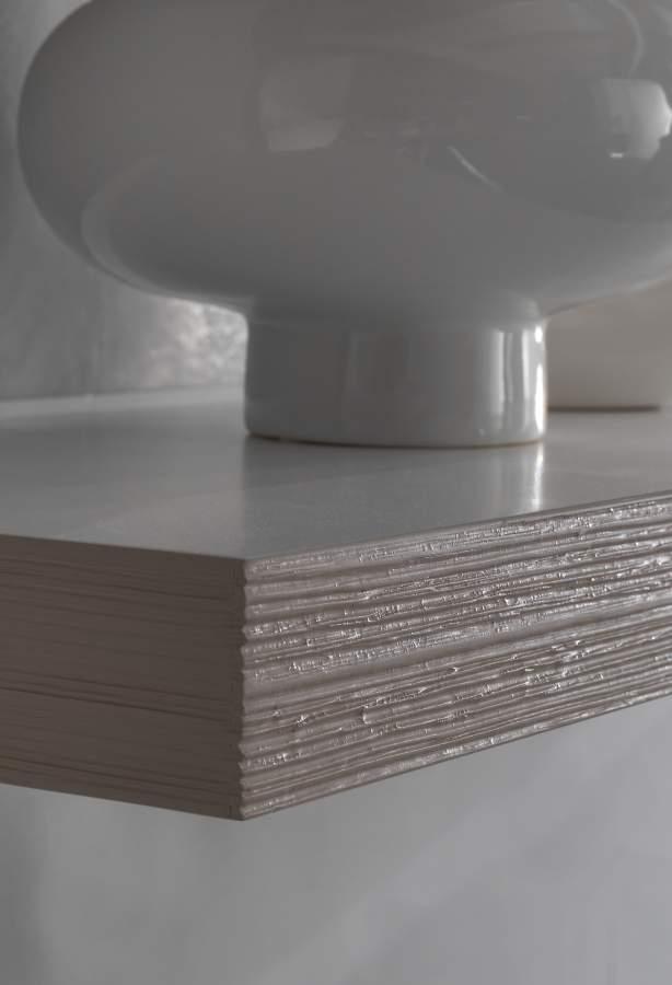 Mensola legno elementi pensili sospesi milanomondo for Vergani arredamenti