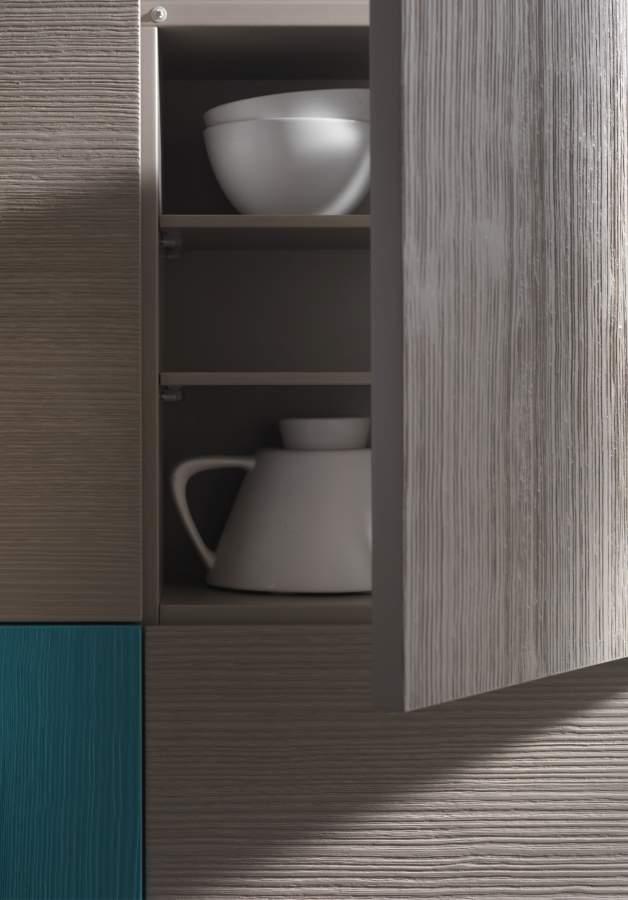 Elementi pensili moderni legno 1000 per 1000 milanomondo for Vergani arredamenti