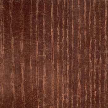 Brushed Oak Copper Leaf