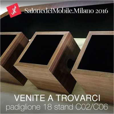 Salone Internazionale del Mobile Milan 2016