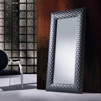 Ground Mirror Botero text