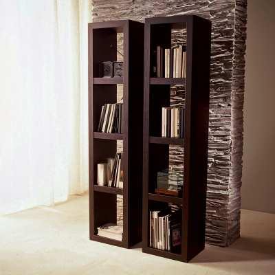 libreria moderna buccheis in rovere