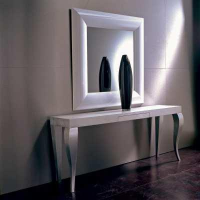 Table console Ludovica grey