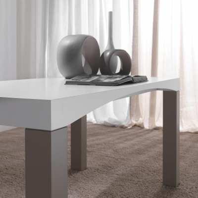 Tavolo M'arco finitura legno