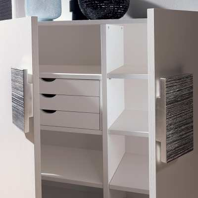 Cupboard Quadrante inside