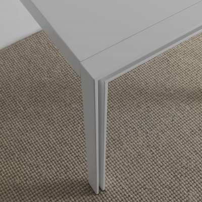 skinny design table structure