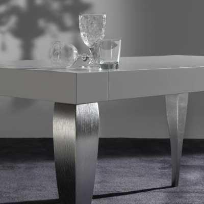 Tavolo moderno timoteo milanomondo for Piani casa 1800 a 2200 piedi quadrati